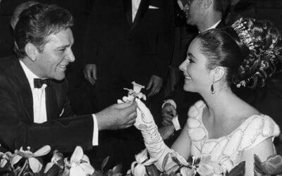 Κινηματογραφικοί έρωτες: Οι συναστρίες της Elizabeth Taylor και του Richard Burton