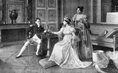 Μεγάλοι έρωτες και οι συναστρίες τους: Ναπολέων και Ιωσηφίνα
